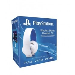 Sony Wireless Stereo Headset 2.0 - White