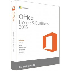 Microsoft Office Home & Business 2016 - Windows