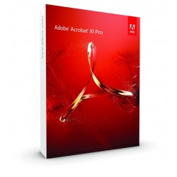 Adobe Acrobat XI Pro (1 User)
