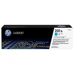 HP 201A Cyan LaserJet Toner