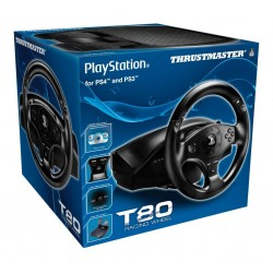 Thrustmaster T80 Racing Wheel for PS4 and PS3