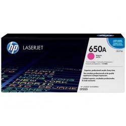 HP 650A Magenta LaserJet Toner